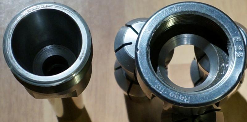 Thread: Schaublin & Rego-Fix E25 Collet Set