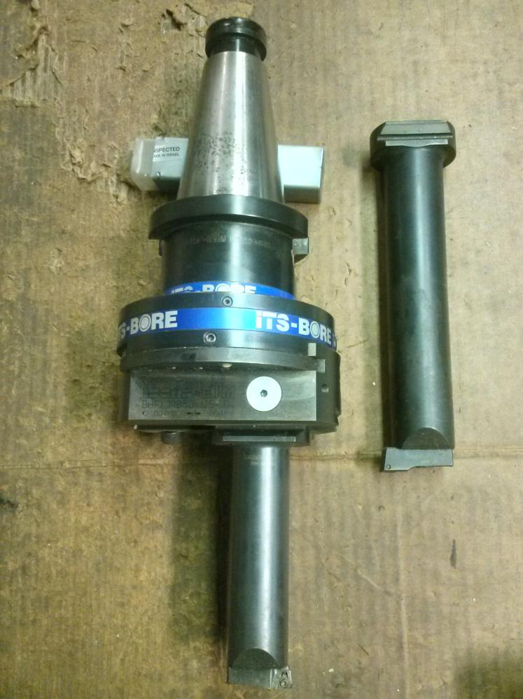 Machinist Tools For Sale >> for sale iscar ITS boring head mb80