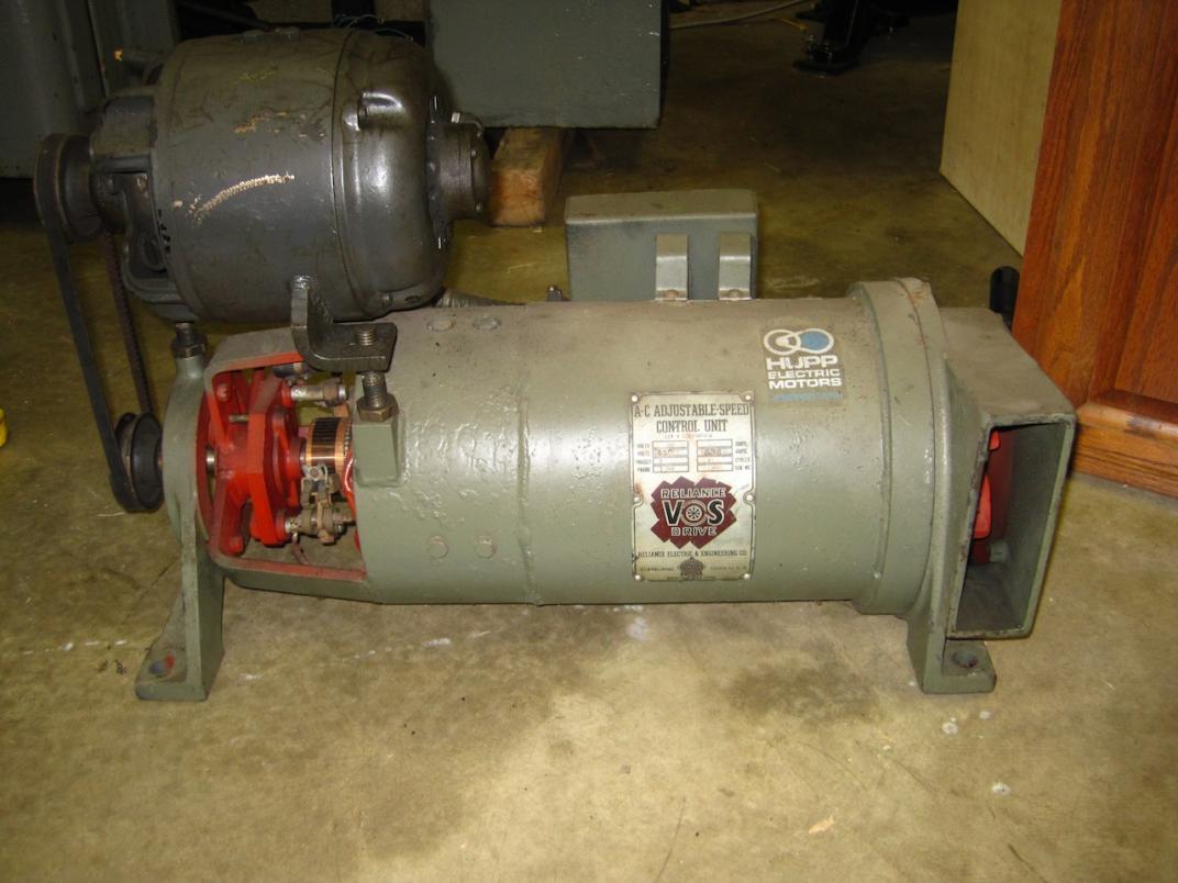 10ee motor generator for sale 440v for Generator motor for sale