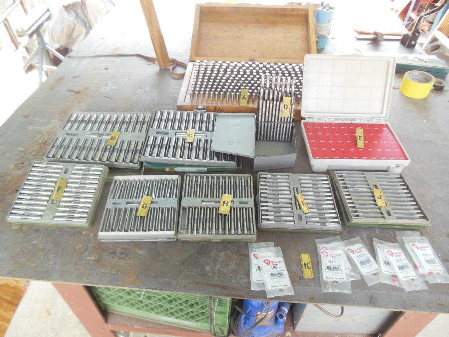 Fs Bore Gage Mics Pins Mics Calipers Bench Centers