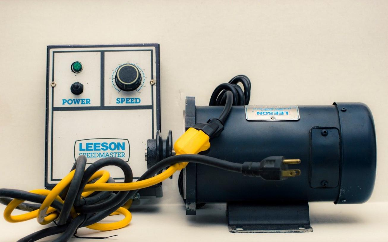 Lesson Speedmaster Dc Controller With Lesson Dc Motor 1 3 Hp