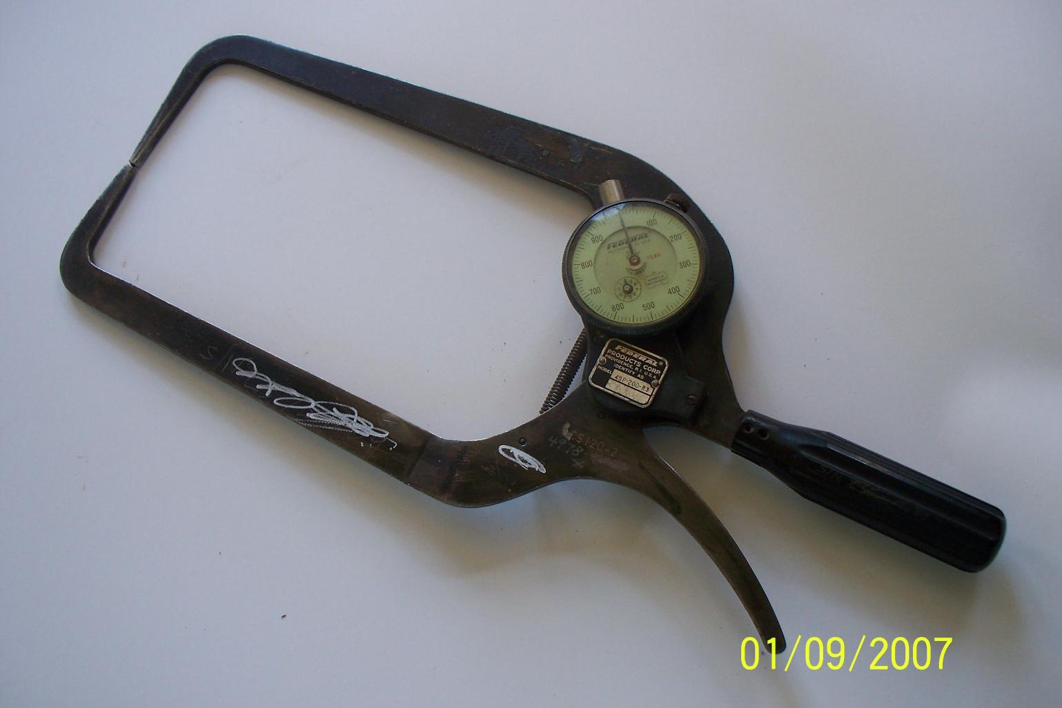Machinist Measuring Instruments : Measuring instruments for sale