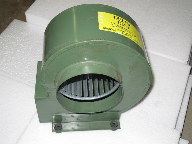 Squirrel Cage Fan Blades : Franklin airman squirrel cage removal technical