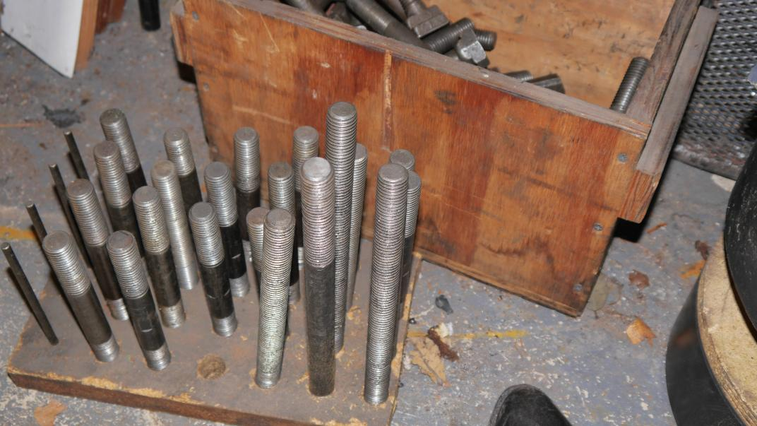 "Nuts And Bolts Near Me >> 3/4"" T Slot Bolts, T Nuts, Studs, Couplers, Flanged Nuts ..."