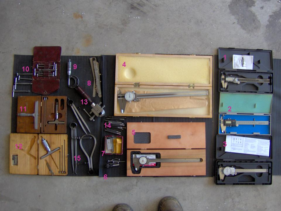 machinist tools for sale