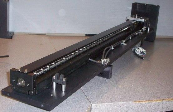 Linear Rail Brake : Linear rails ballscrews servo stepper motors and