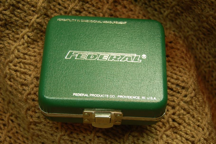 Federal Indicator Travel Products : Federal dial test indicator for sale