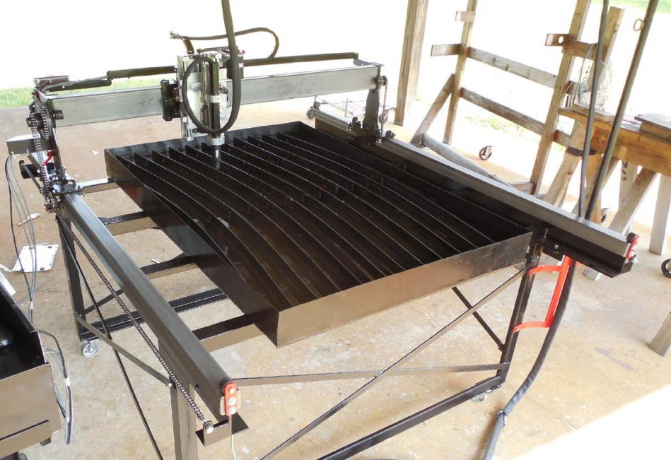 Cnc Plasma Table Plans