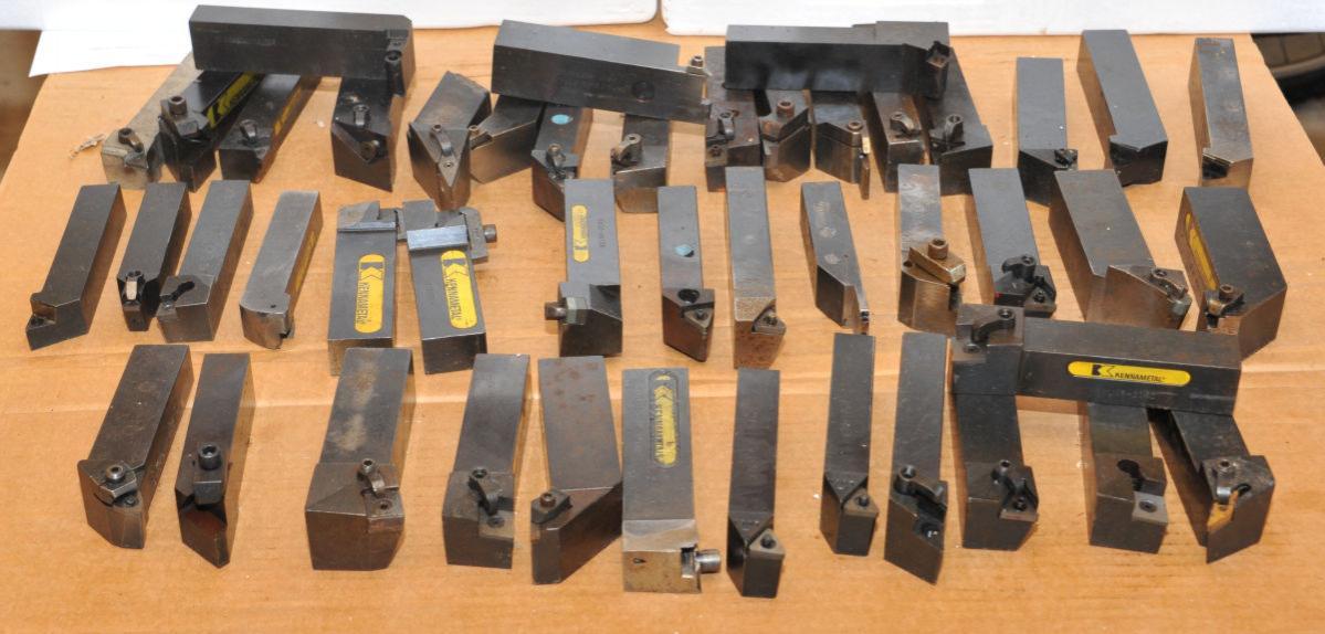 46 Large Lathe Cutting Tools Carbide Holders