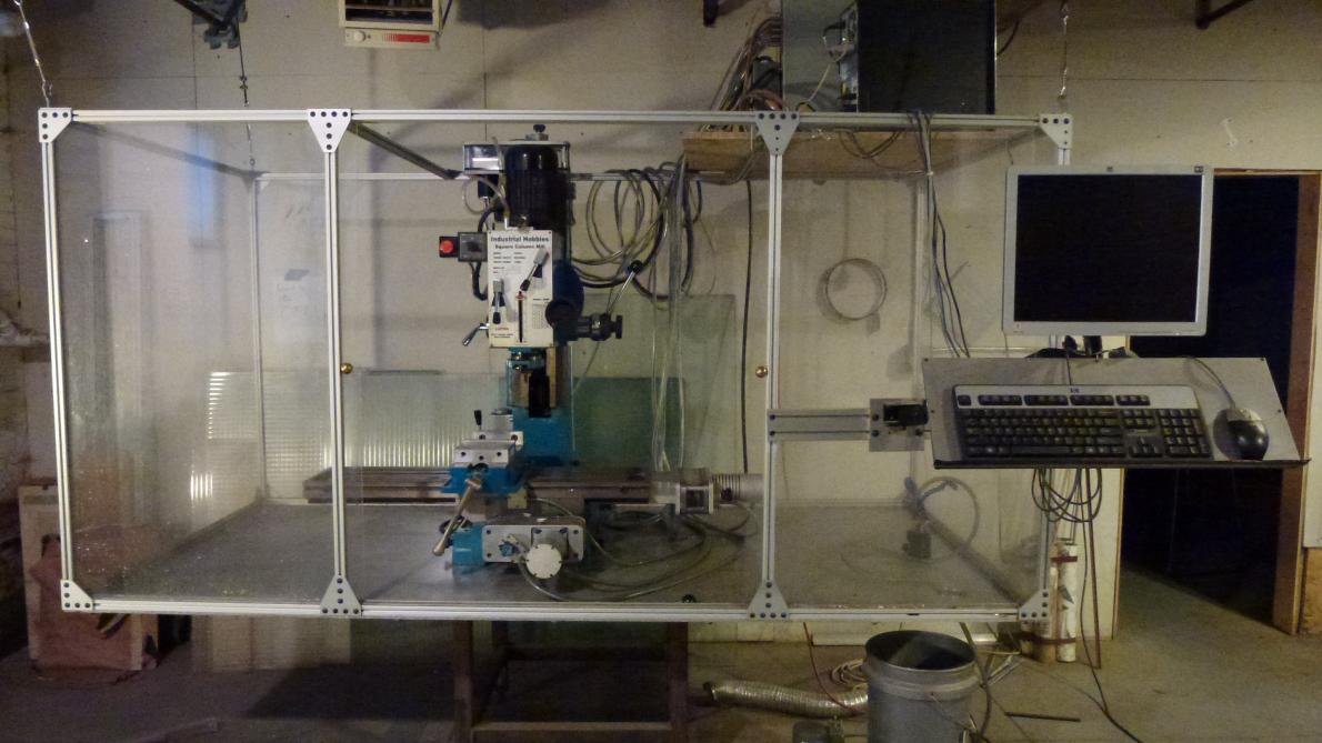 Cnc Mill For Sale >> Used Industrial Hobbies Cnc Mill In Excellent Condition For Sale Nyc