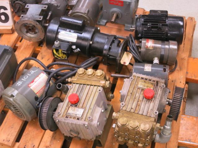 Fs Giant High Volume High Pressure Pumps From Chipblaster