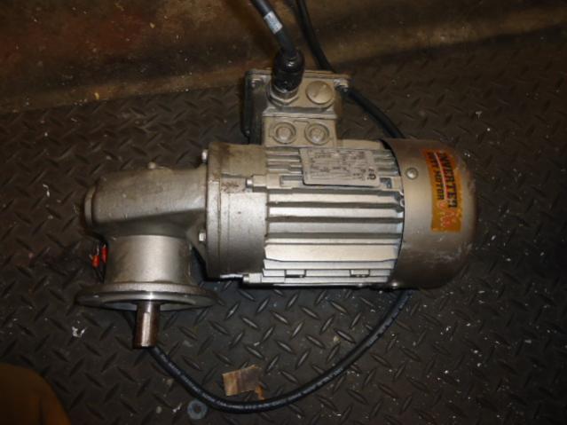 3 Phase Gear Motor Vfd