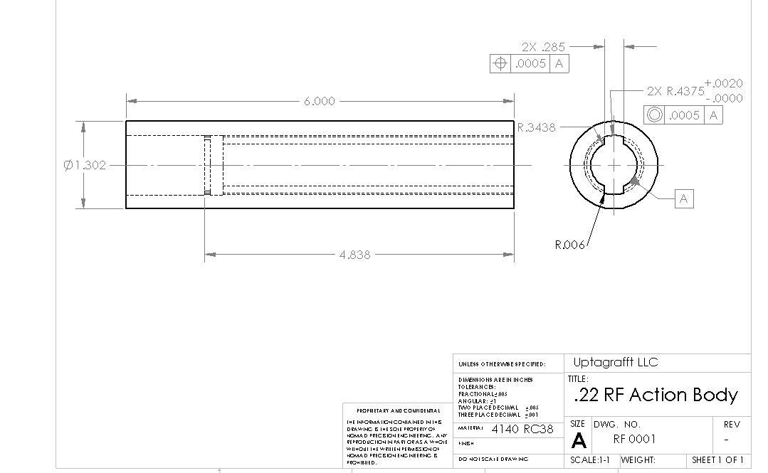 RFQ Wire EDM