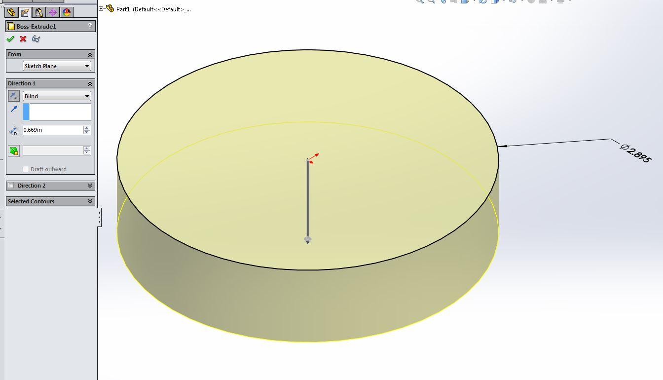Thread: Spherical radius help