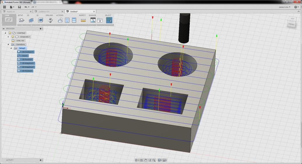 Just some chat about trying Fusion 360