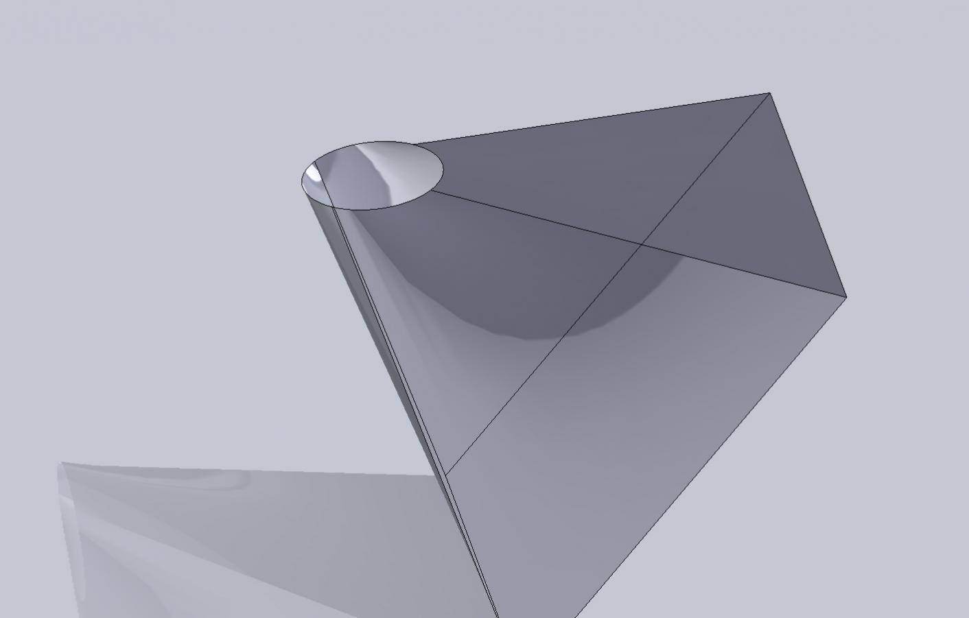 Solidworks Won T Convert To Sheetmetal