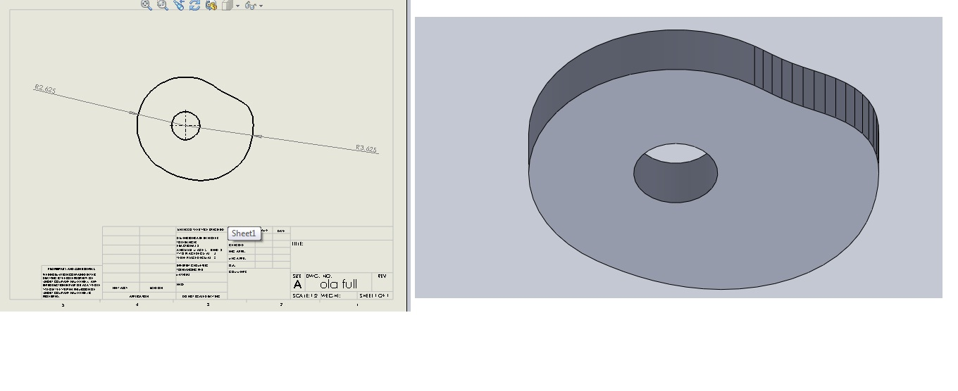 done cam and follower in solidworks?
