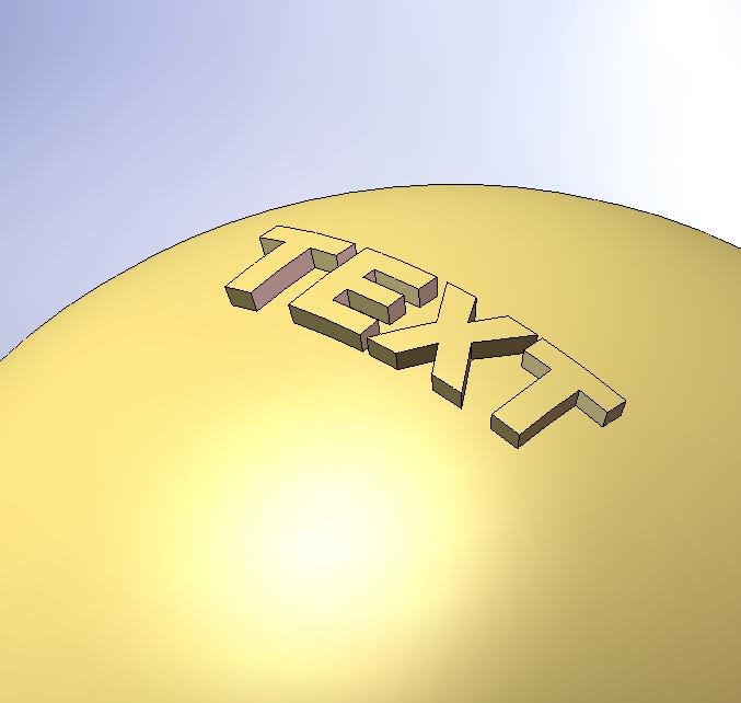 how to draw a sphere in solidworks