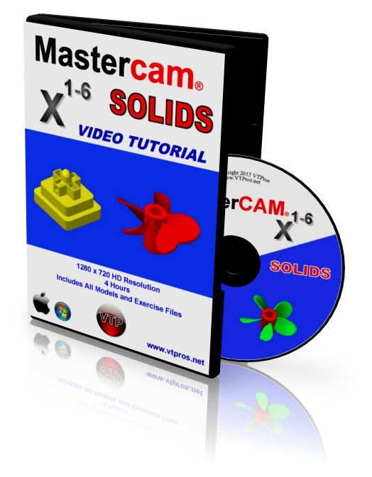 looking for MASTERCAM X7 Multi-Axis Training?