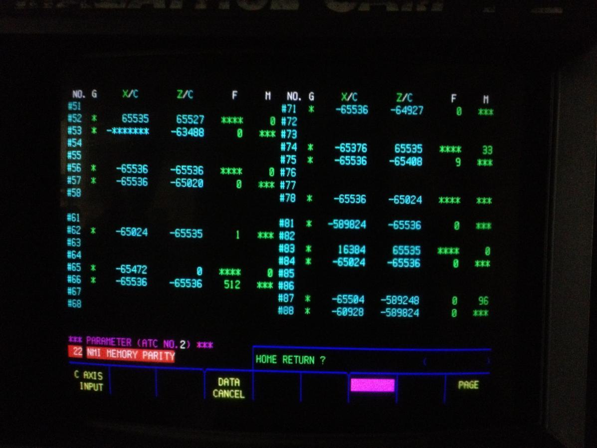 Mazatrol T3 programming Manual