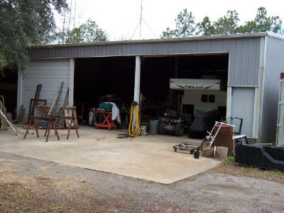 Increasing Garage Wall Height
