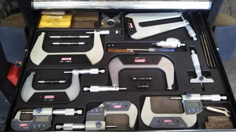 Building Custom Toolbox Organizers