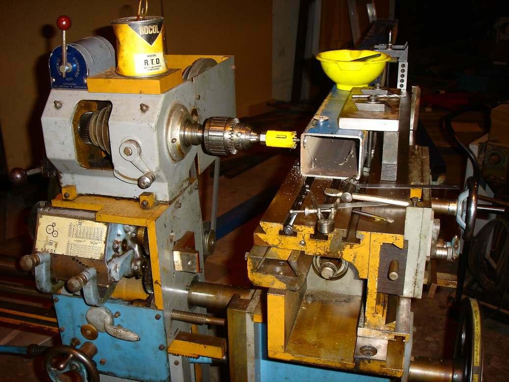 Small Cnc Mill >> Does anyone make a small horizontal boring mill