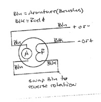 bodine electric motor wiring diagram    bodine    dc gear drive wire question page 2     bodine    dc gear drive wire question page 2