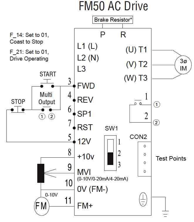 Drill Press Diagram