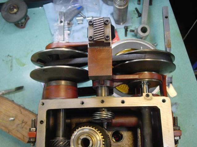 what s the best drive belt for a reeves drive that uses 60deg v belts rh practicalmachinist com Reeves Drive Units Reeves Drive Units