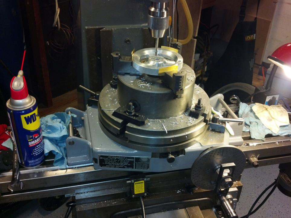 Can I Use A Rotary Table For Indexing