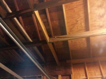 Ot Shop Garage Roof Insulation