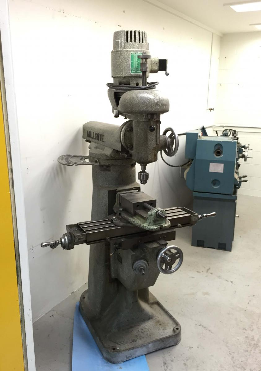 New To Me Vertical Mill And Metal Lathe