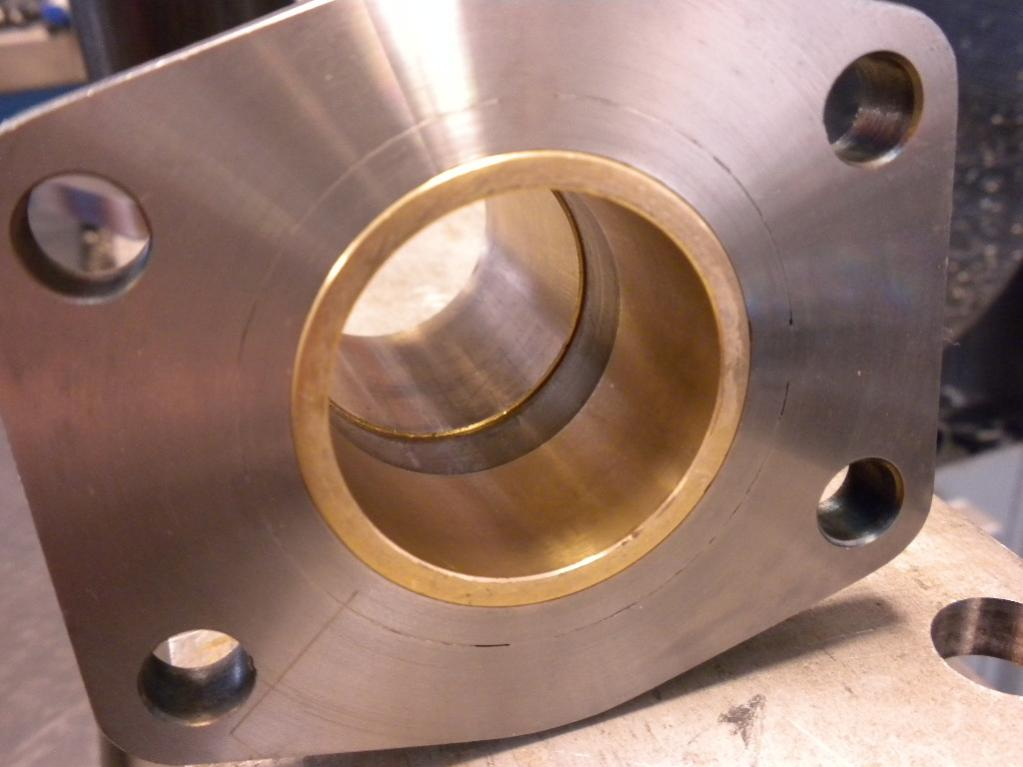What Lube For Cast Bronze Bushings