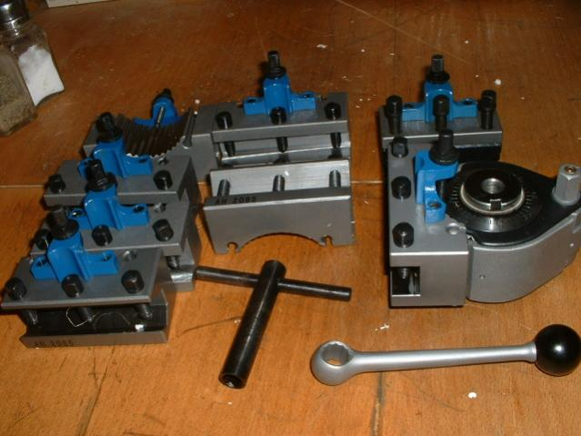 Chinese Multifix Toolpost Any One Buy One