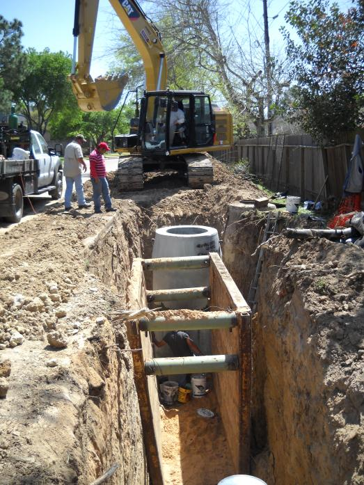Septic tank plumbing question page 3 for Septic tank plumbing problems