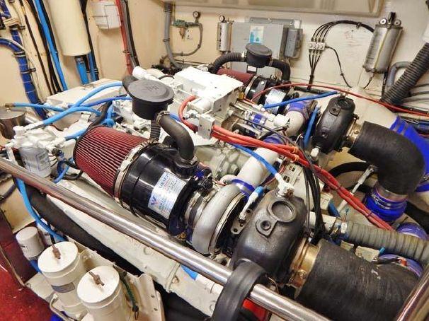 Detroit Diesel 8v92 Marine Engine Specs