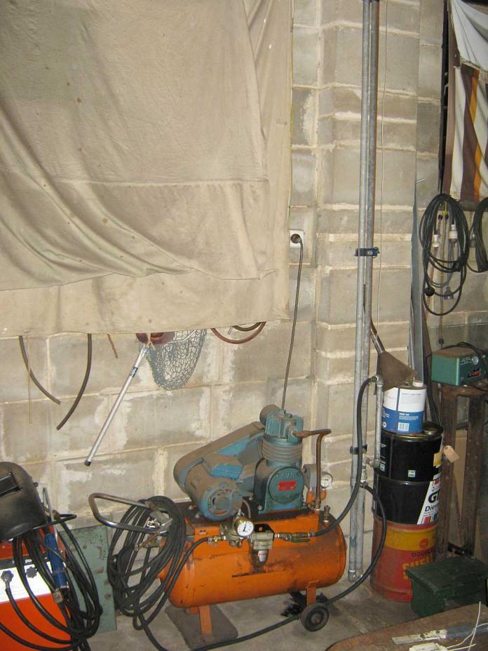 Diy Compressed Air Dryer