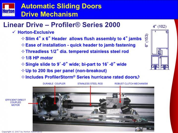 139623d1431831003 o t grocery store type automatic sliding door opener slide06 horton automatic door wiring diagram 36 wiring diagram images
