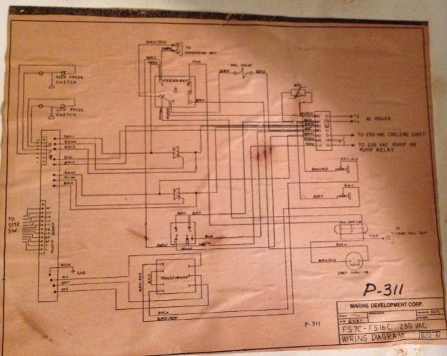 marine air systems wiring diagram wiring diagram review  marine air systems wiring diagram #10