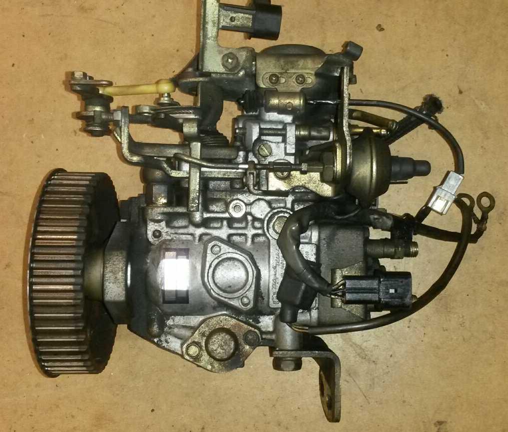 OT: Rebuilding diesel injection pumps