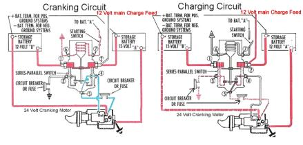 ot detroit diesel starter question page 4 series circuit wiring diagram
