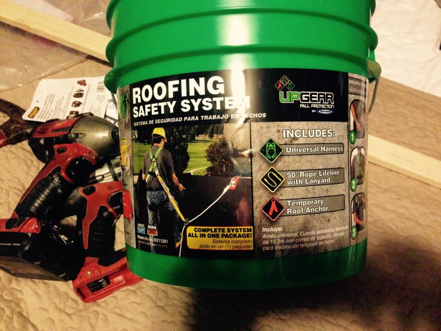 Roofing Harnesses Amp Guardian Fall Protection 11171 Xl Xxl