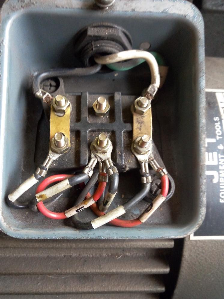 wiring a jet band saw wire6 jpg