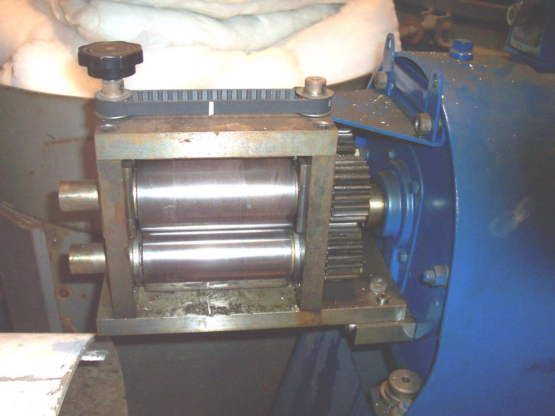 Suggestions To Build A Micro Rolling Mill