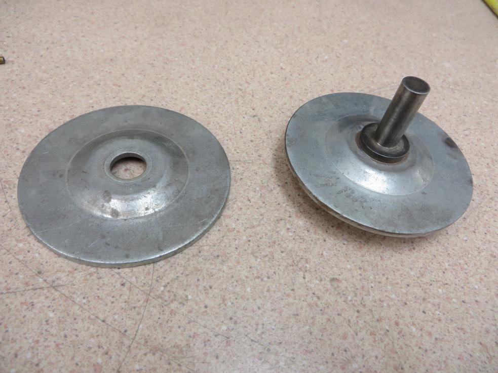 Grinding Wheel Flanges Washers Needed