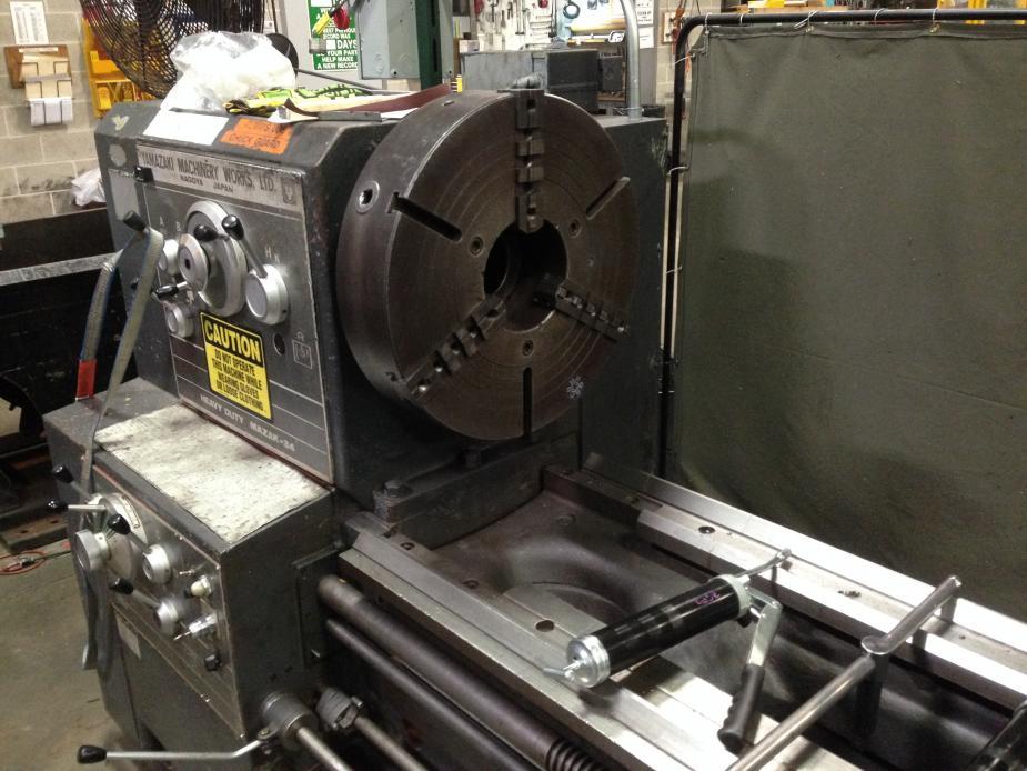 value of large mazak engine lathe rh practicalmachinist com Mazak Vtc-41M Mazak CNC Lathe Programming