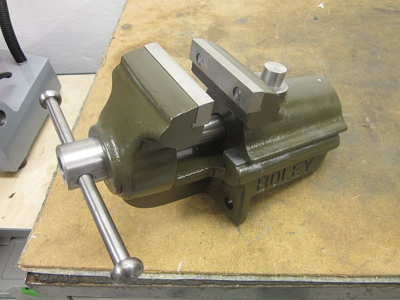 Ot Who Makes The Best Bench Mounted Vise For General