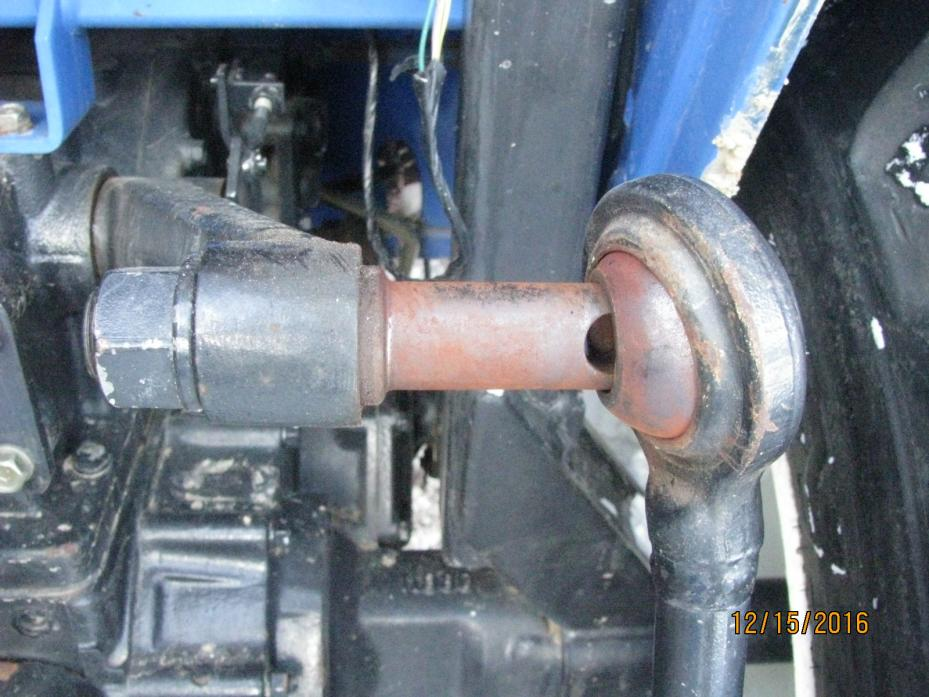 Tractor Bucket Lift Arms : Tractor lift arm what kind of metal page