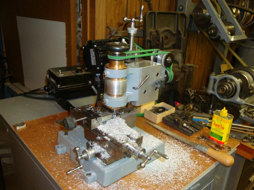 Help First Milling Machine